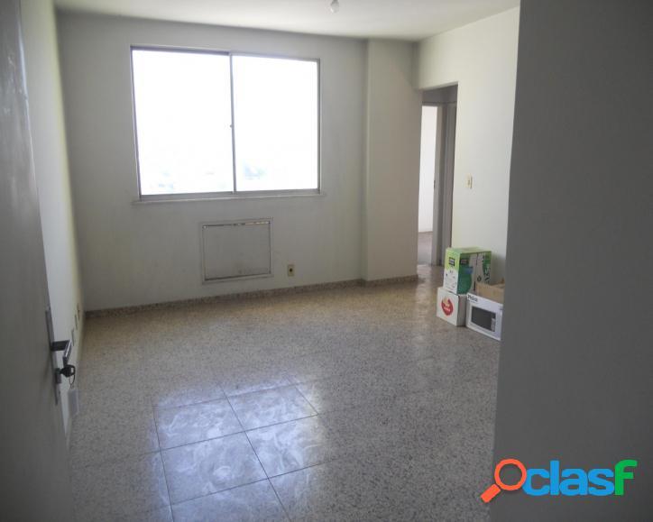 Excelente apartamento salão, 2 quartos, cascadura - aceita carta