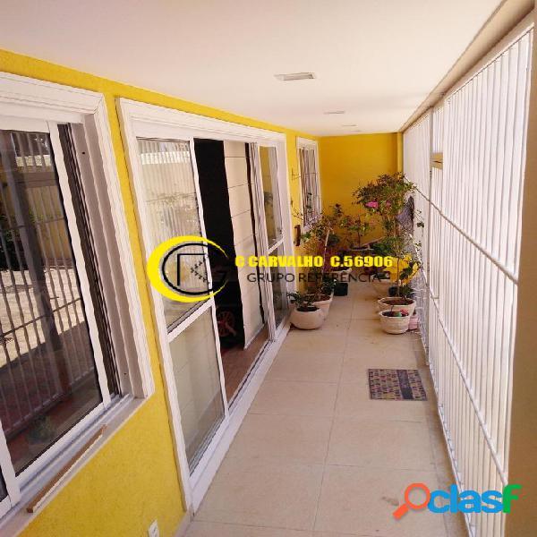 Casa 2 quartos com suíte e closet penha/rj