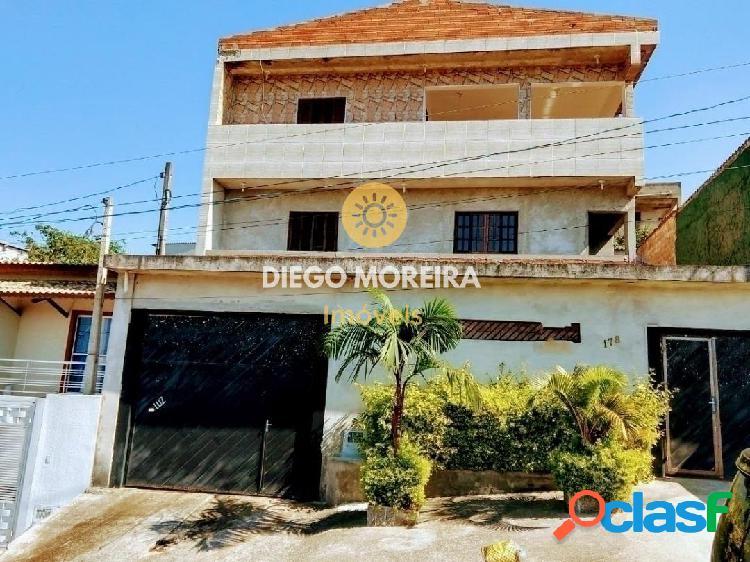 Casa á venda ou locação em terra preta com 2 dormitórios
