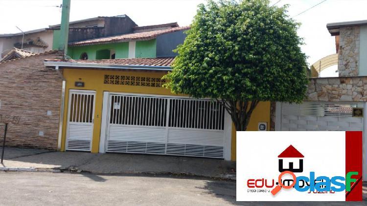 Casa residencial locação e venda / jardim dos ipês / suzano.