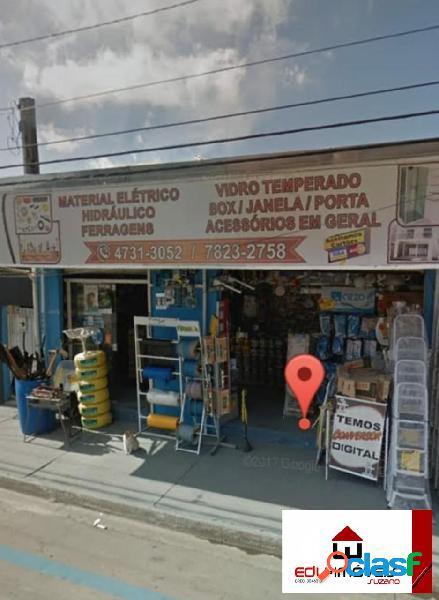 Salão comercial para venda / vila urupês / suzano.
