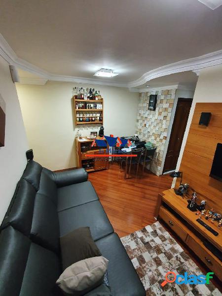 Lindo apartamento todo reformado (vila ré)