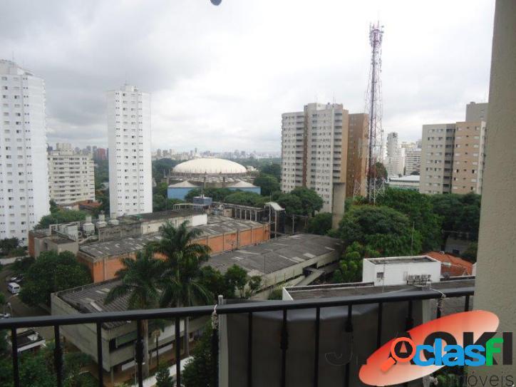 Apartamento REFORMADO, com vista p/ Parque Ibirapuera 2