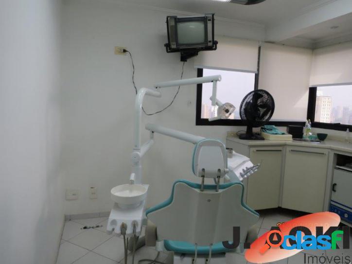 Sala comercial próx. unifesp/hospital sp