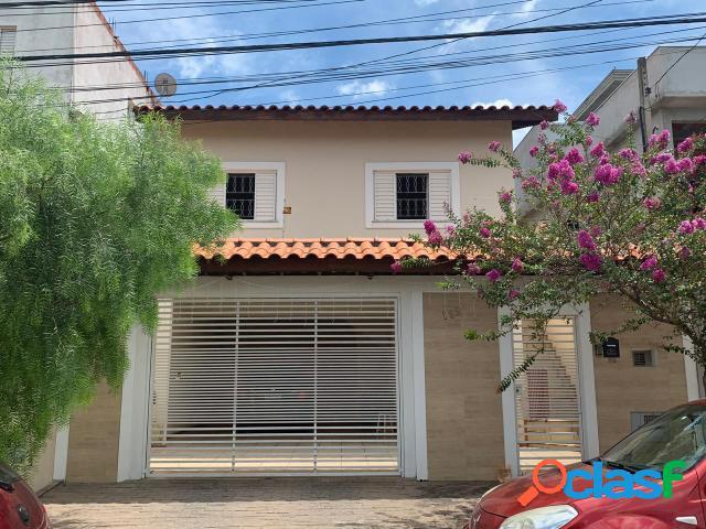 Casa 155m no portal dos ipês ii em cajamar, 3 quartos, 4 vag