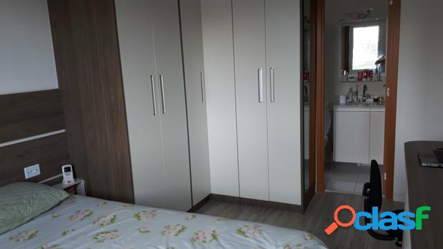 Apto 68m², 2 dorms, 1 suíte, cond. raiza ii, vila porto
