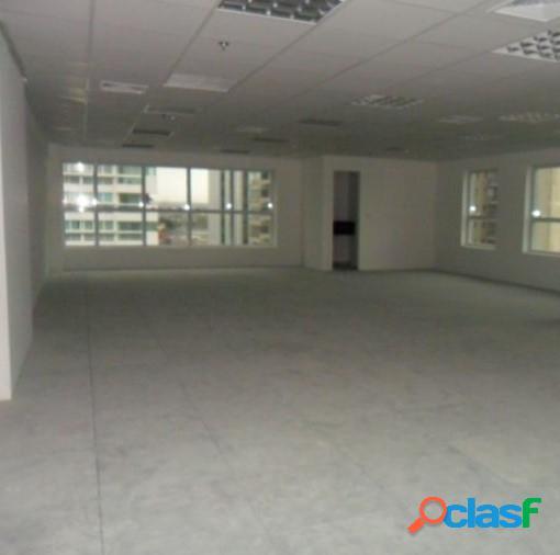 Sala comercial 126m, 3 vagas, 3 banheiros, cauaxi