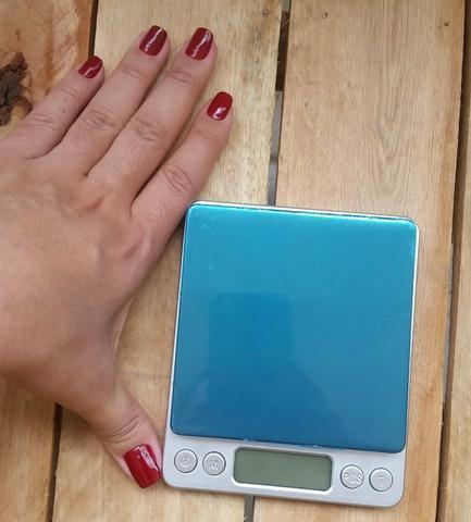 3kg 0.1g balança digital eletrônica comida cozinha