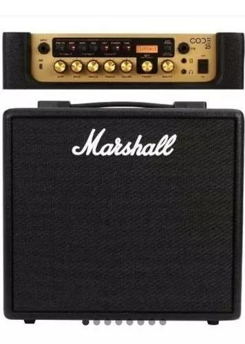 Amplificador marshall code 25/original+converso de