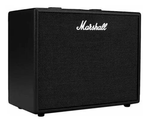 Amplificador marshall code 50 110v 50w rms nfe 2 anos gar