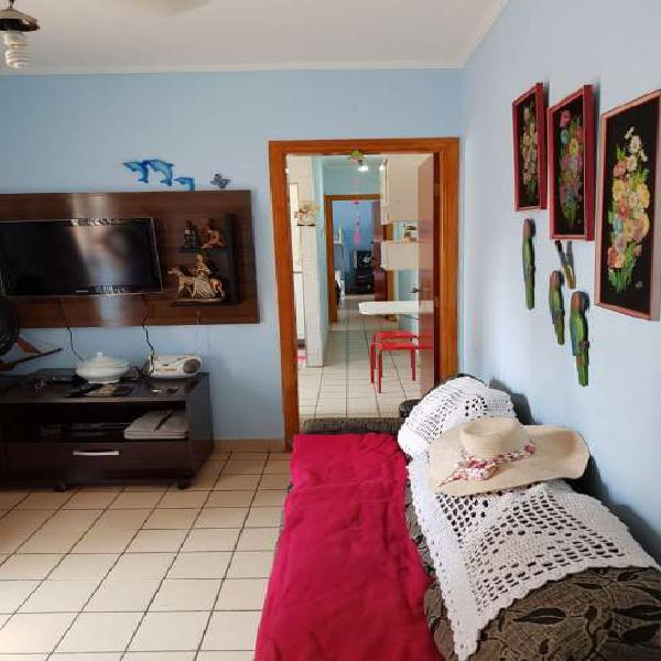 Apartamento 60 metros, com 1 quarto, mobiliado, perto da