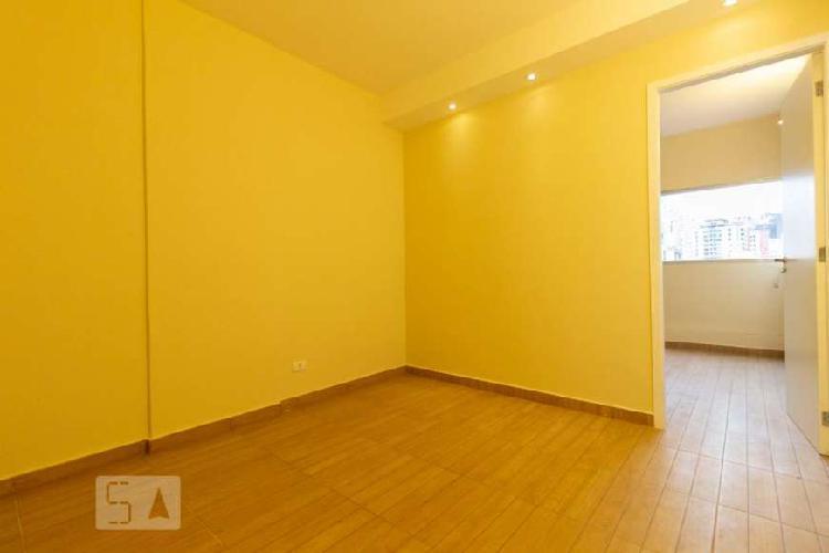 Apartamento à venda - consolação, 1 quarto, 34 m2