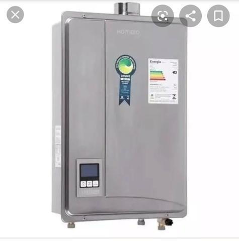 Aquecedor de água komeco a gás 31 litros ko31di gn inox