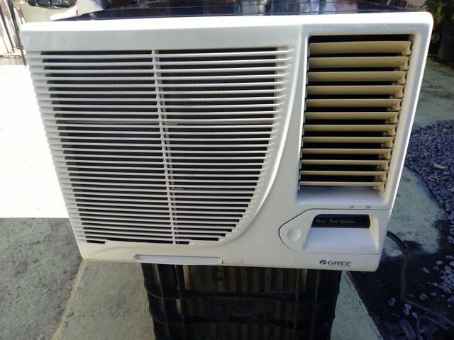Ar condicionado acj