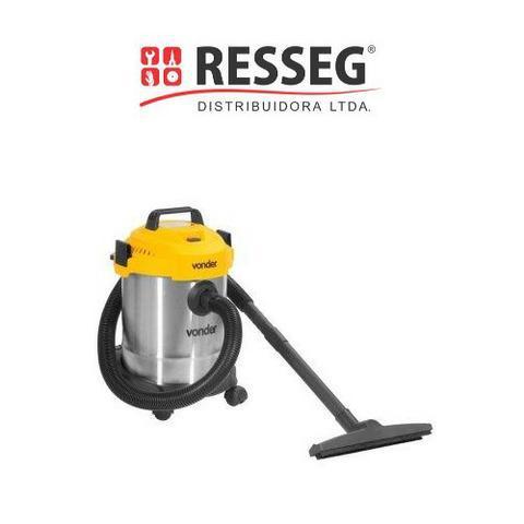 Aspirador de pó e líquido 1.000w 12 litros apv-1000 -