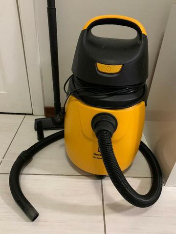 Aspirador de pó e água profissional electrolux gt3000 pro