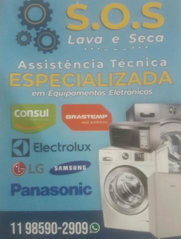 Assistência técnica especializa