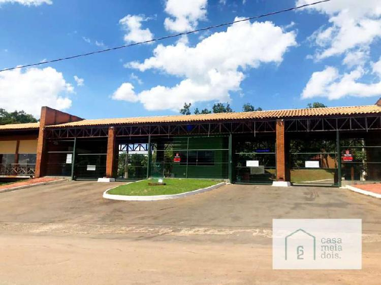 Condomínio de chácaras - residencial villa verde - 2976m
