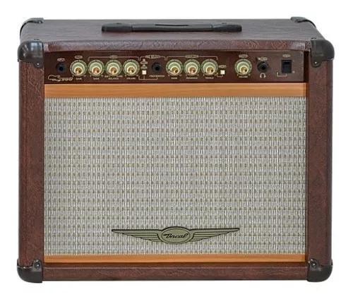 Cubo amplificador guitarra oneal ocg 200 60w