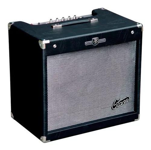 Cubo amplificador p/ baixo staner bx-200a 140 watts