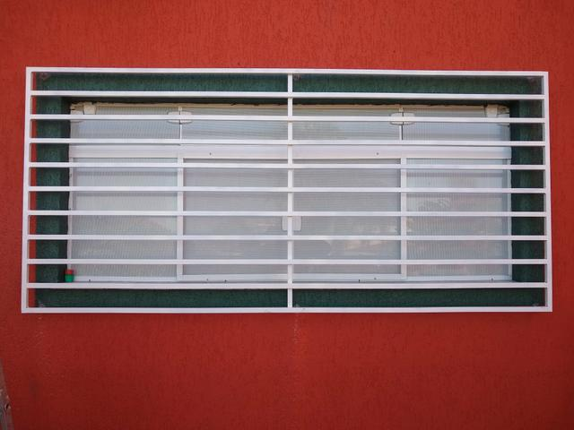 Grades janelas