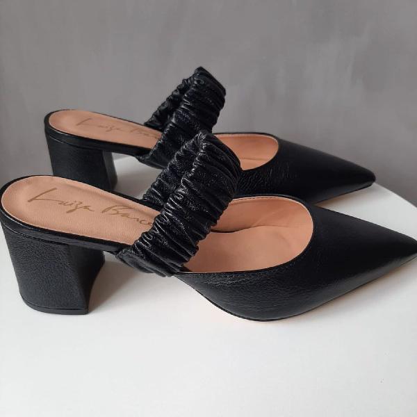 Luiza barcelos sapato mule