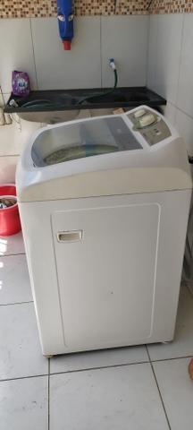 Maquina de lavar cônsul de alta capacidade. semi nova