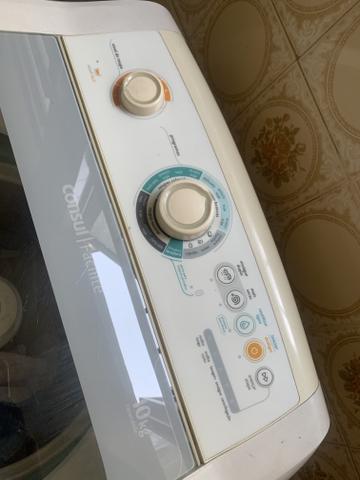 Máquina de lavar / lava e seca 10kg cônsul