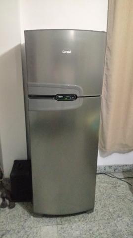 Refrigerador frost free consul duplex inox