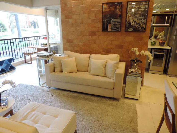 Royal park, apartamento de 90 m², 3 dorms (2 suítes), com