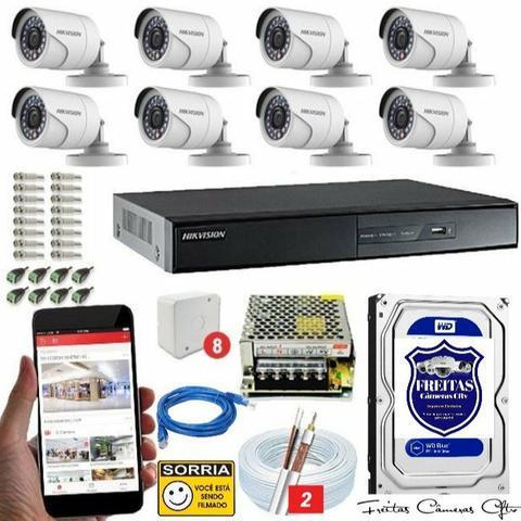Ti - câmeras de segurança cftv