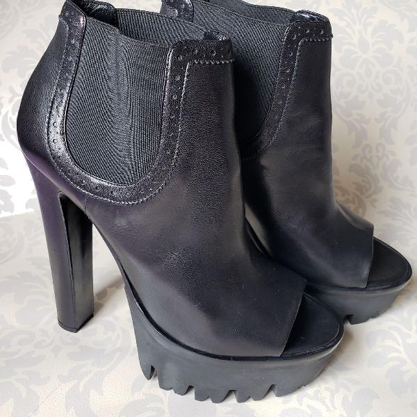 Ankle boot versace