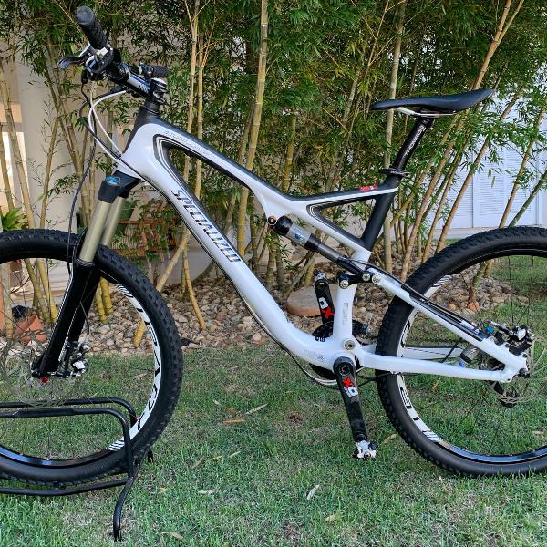 Bicicleta stumpjumper pro carbon full suspension