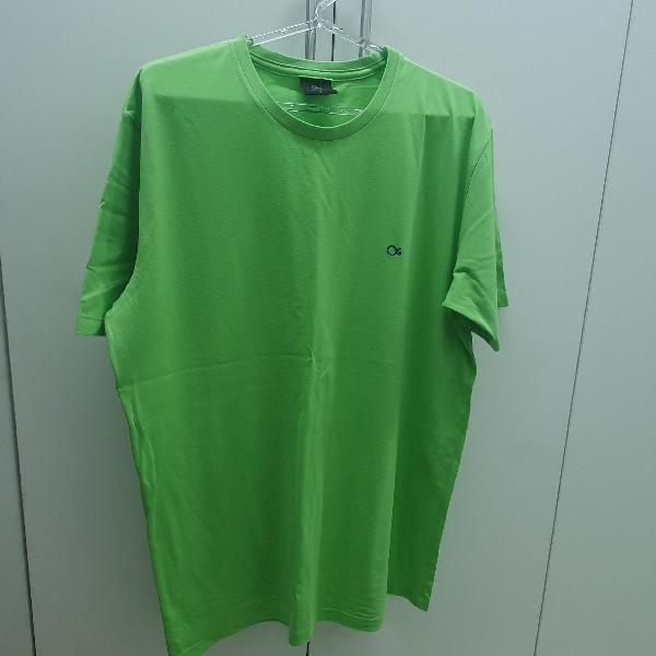 Blusa de malha masculina verde ogochi