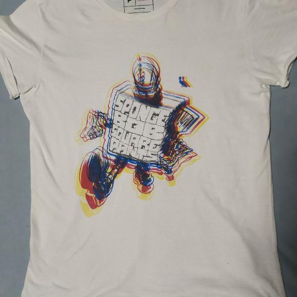 Camisa reserva, branca, tamanho p