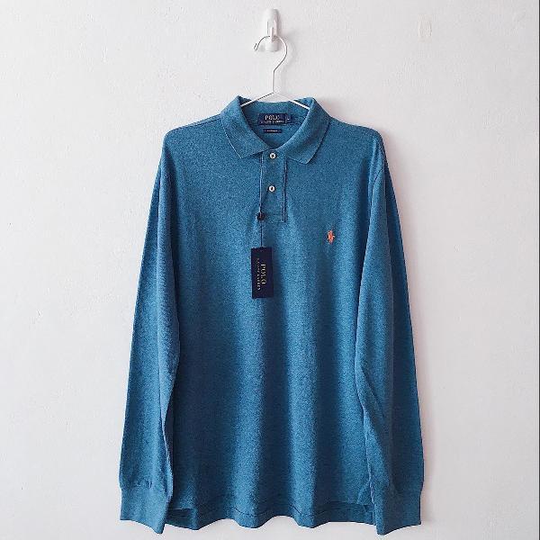 Camisa polo ralph lauren masculina corta vento osklen urban