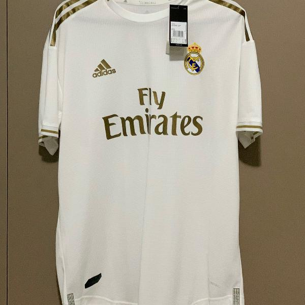 Camisa real madrid home (19/20) - 12 marcelo