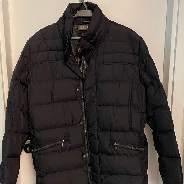 casaco geox impermeável