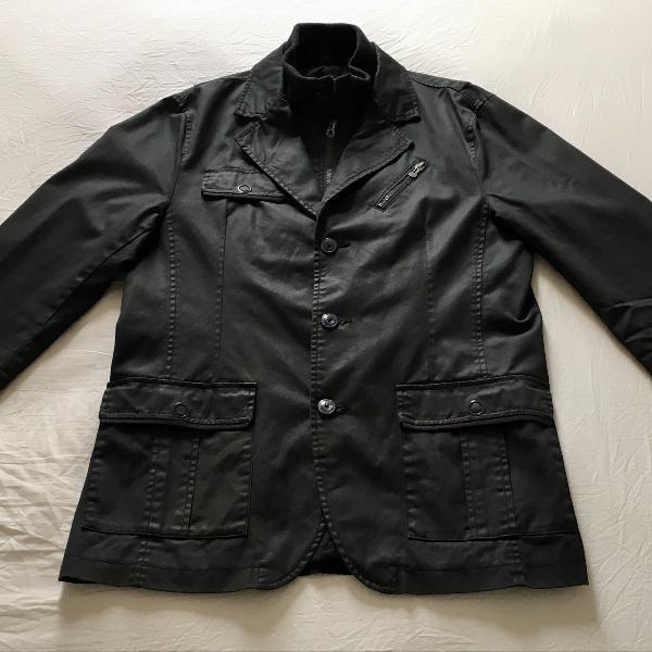 Casaco jaqueta blazer masculino