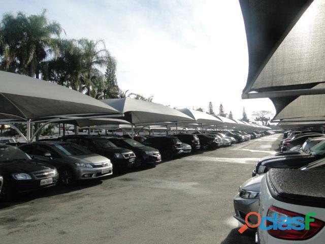 Excelente estacionamento coberto em guarulhos   próximo do aeroporto.