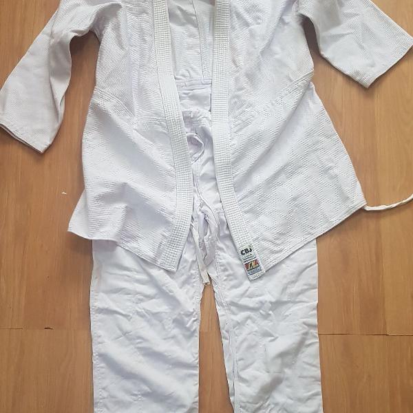 Kimono judo trançado shihan