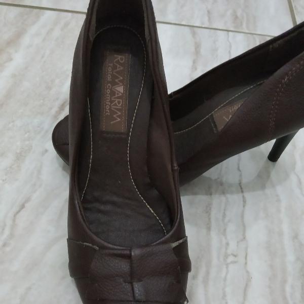 Sapato ramarim total confort 35
