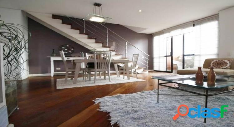 Apartamento duplex 2 quarto(s) para venda em pinheiros em são paulo