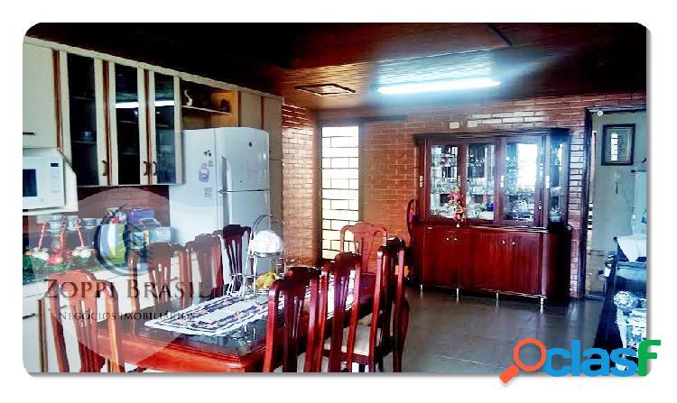 Ca234 - casa, venda, americana sp, cidade jardim, 203,92 m² construção, 3 d