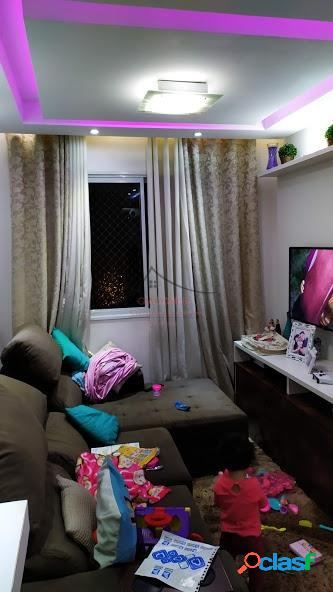 Apartamento no condomínio morada das flores - todo planejado