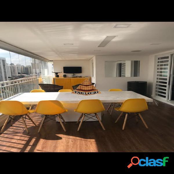 Apartamento 3 dormitórios com varanda gourmet no anália franco