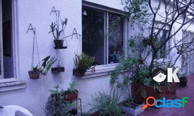 Apartamento: 130m², 3 dormitórios e 1 vaga – higienópolis