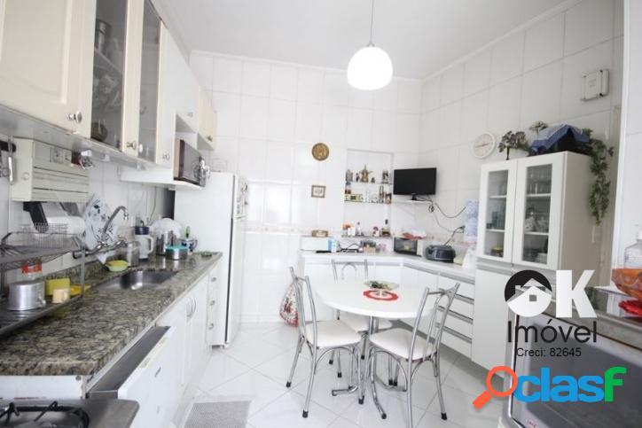 Apartamento: 180m², 3 dormitórios e 1 vaga – higienópolis