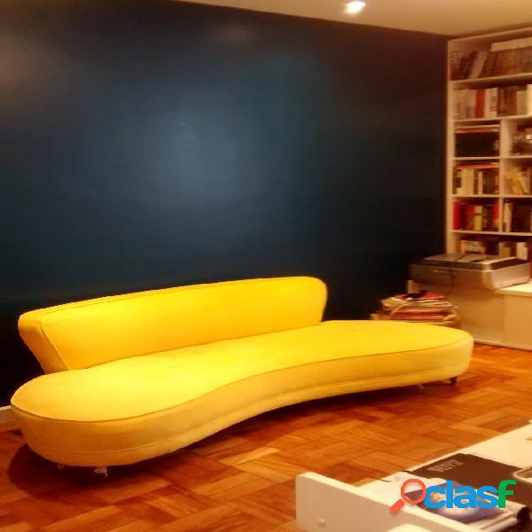 Apartamento: 107m², 2 quartos e 1 vaga – higienópolis