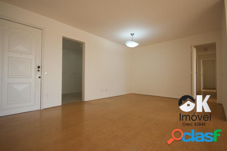 Apartamento reformado: 129m², 3 dormitórios e 1 vaga - higienópolis